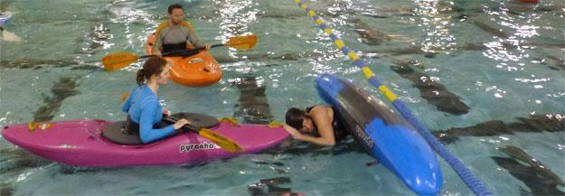 Colorado Whitewater Kayak Classes