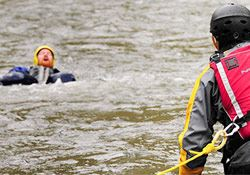 Swiftwater Safety Course